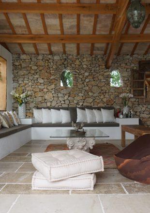 Rénovation Villa Opio, Côte d'Azur