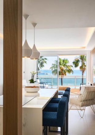 Rénovation appartement Cannes, Côte d'Azur
