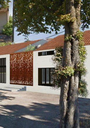 Projet de rénovation Biot, Côte d'Azur